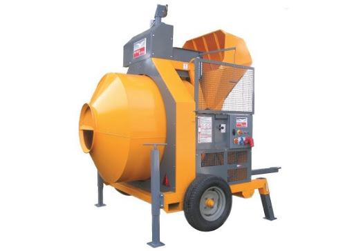 betonniere a chargeur 800 litres